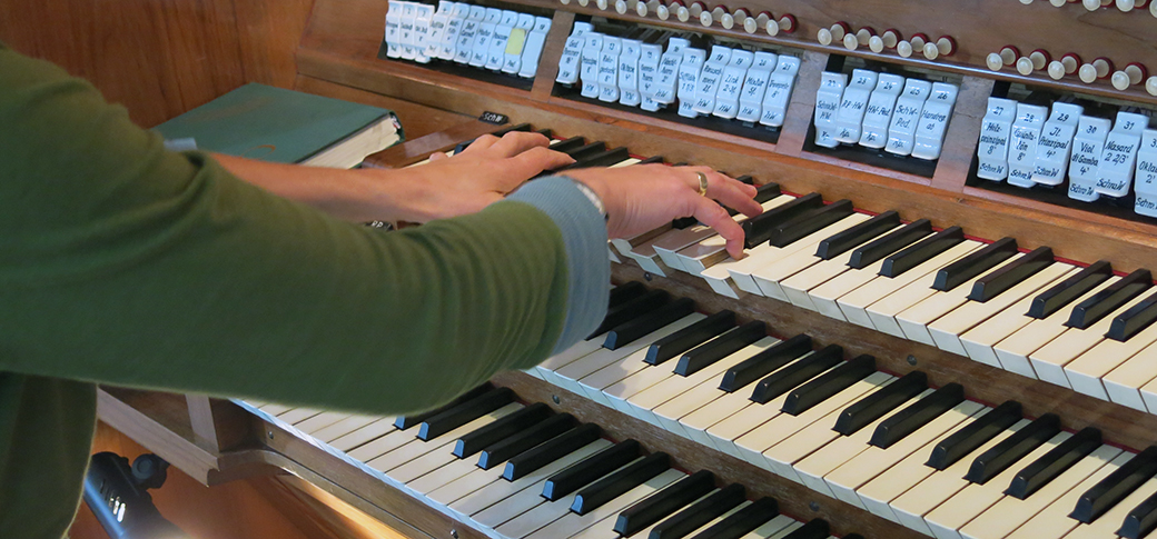 Stellenangebote Kirchenmusik